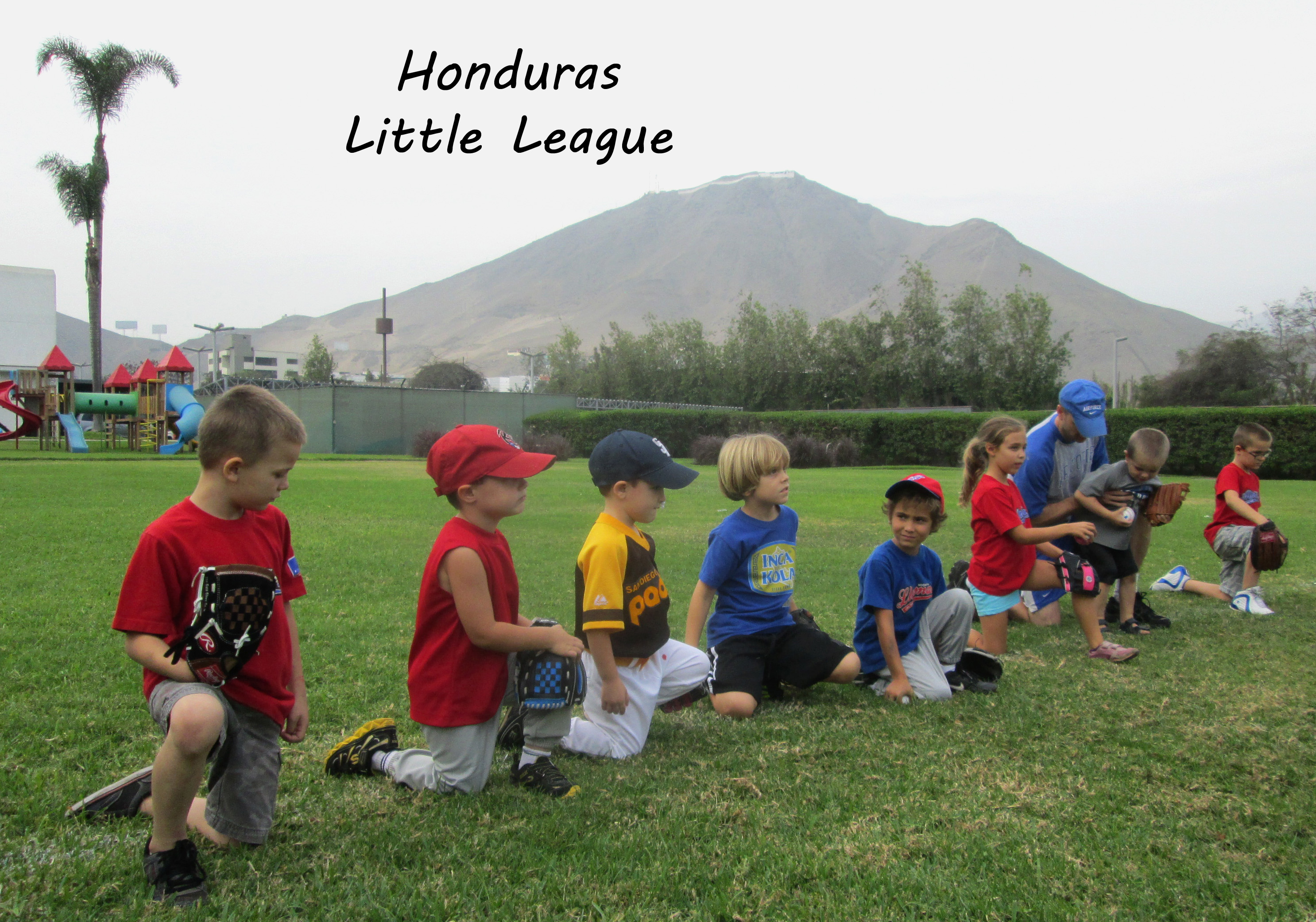 Honduras Lil League (1)