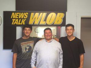 WLOB Radio Interview